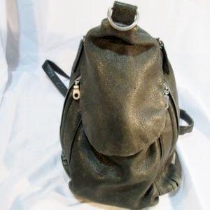 TIGNANELLO Leather BACKPACK Duffel  Travel Bag
